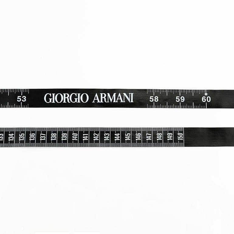 Armani Tailor tape measure (1)