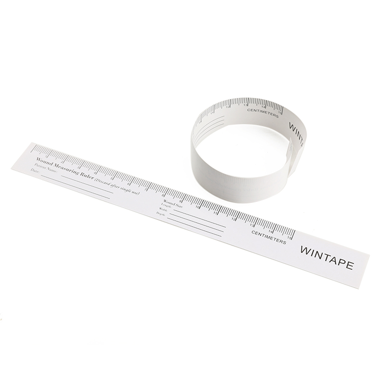 wood measuring ruler