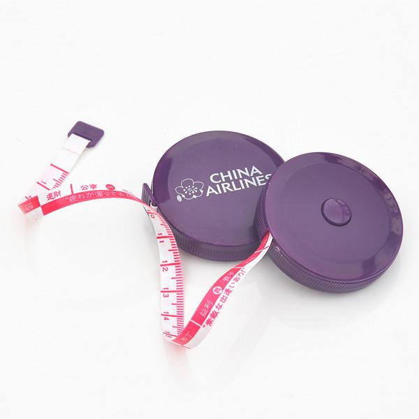 purple tape measure