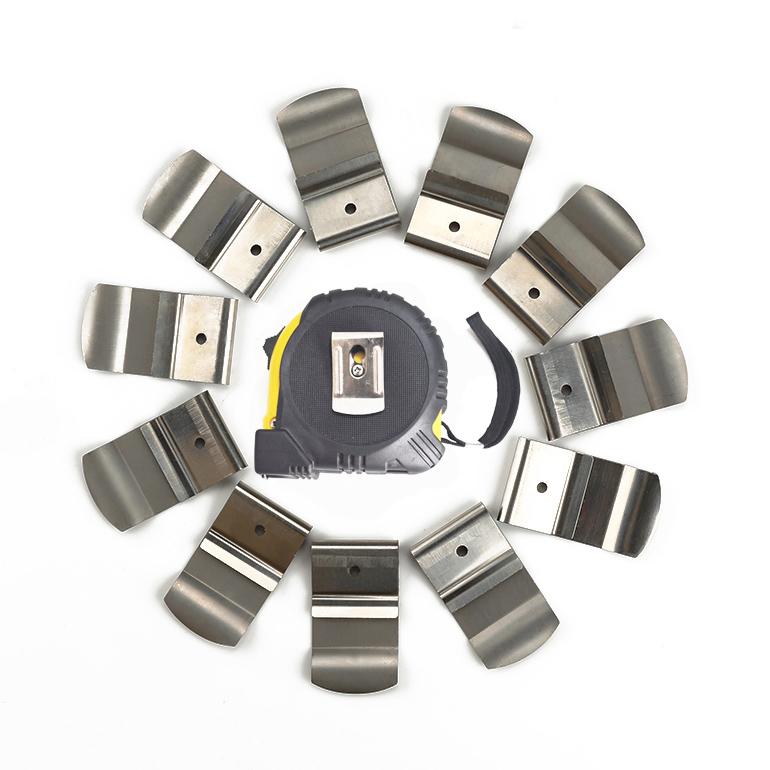 measuring tape belt clip