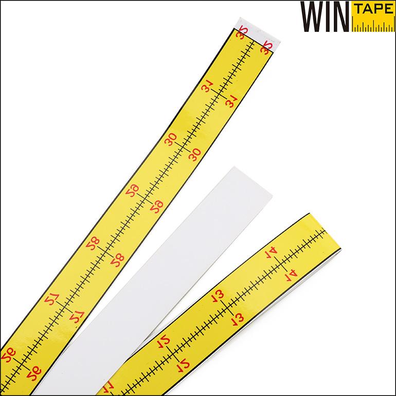 tape measuring stick
